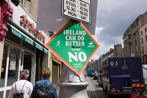 « Ireland can Do Better Vote NO ! »